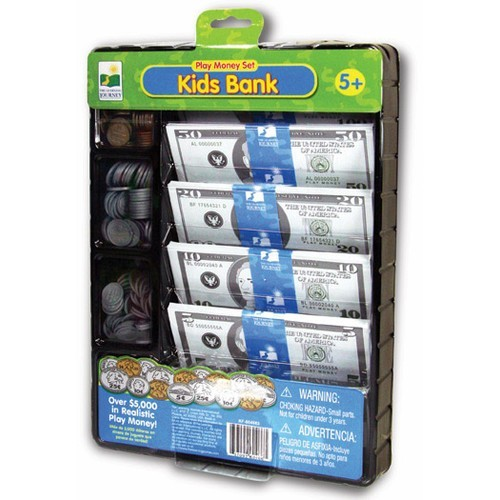 Boys Outdoor Toys For Toddlers : Kids bank play money set educational toys planet