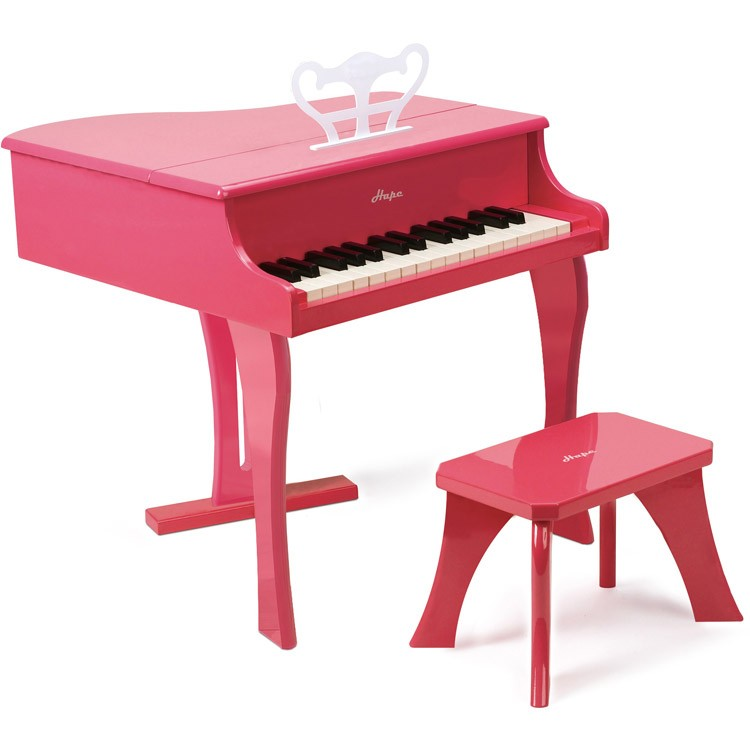Pink Toy Classic Grand Piano Educational Toys Planet