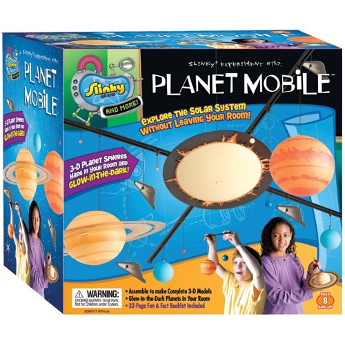 Solar System And Planet Toys : Planet mobile d solar system educational toys