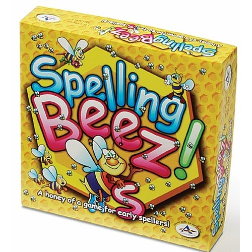 Spelling Beez Early Spelling Game - Educational Toys Planet
