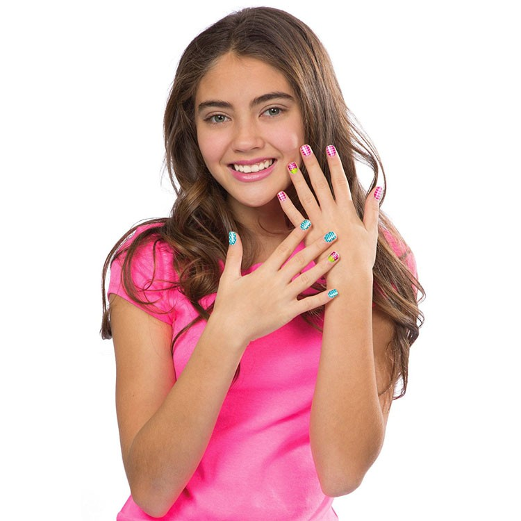 Fashion Nail Beauty Spa Elizabeth Nj: Ultimate Nail Glam Salon Deluxe Craft Kit For Girls