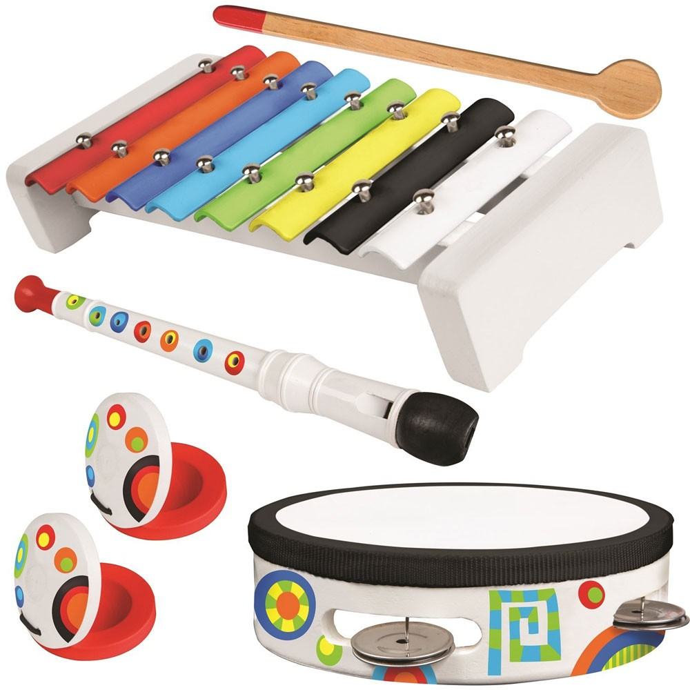 Musical Instruments Toys : My music band set toy musical instruments