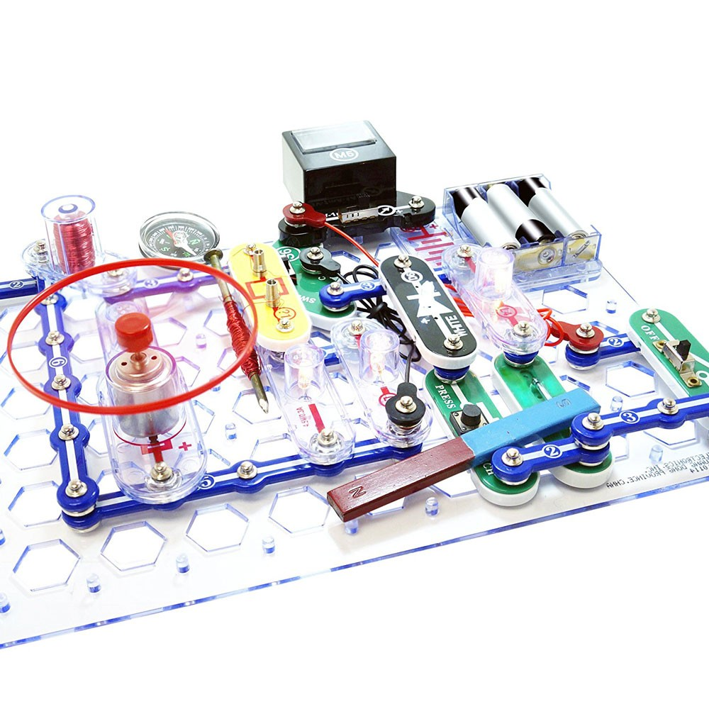 Snap Circuits Stem Electronic Projects Kit Educational Toys Planet Be For Electronics