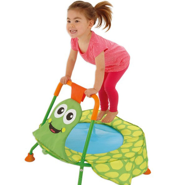 Outside Toys For 18 Month Old : Nursery trampoline for toddlers educational toys planet