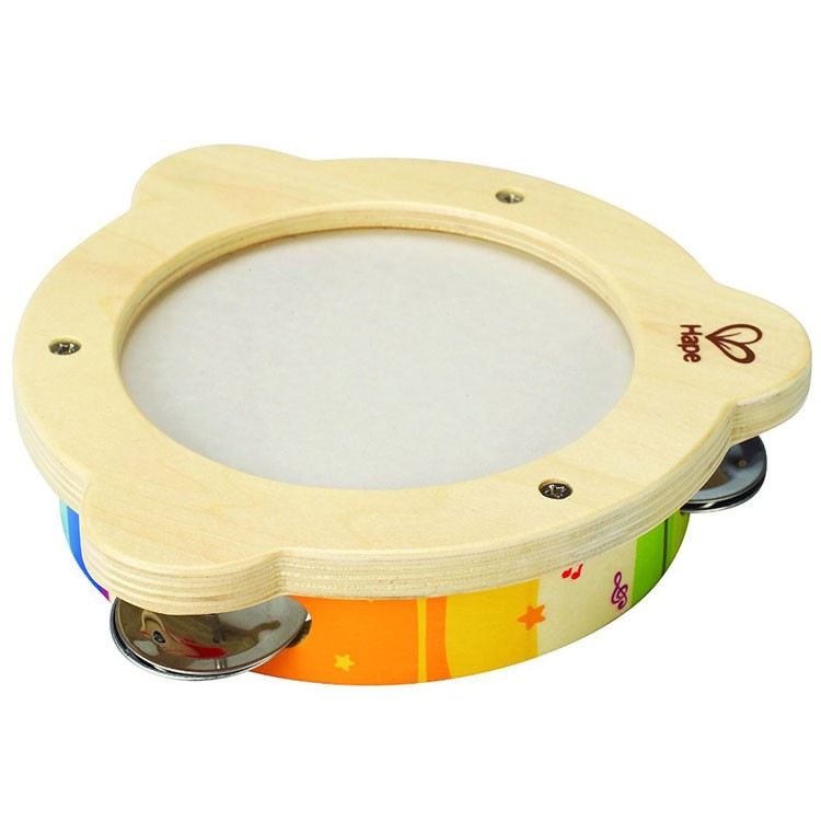 Musical Toys For Toddlers : Toddler tambourine musical toy educational toys planet