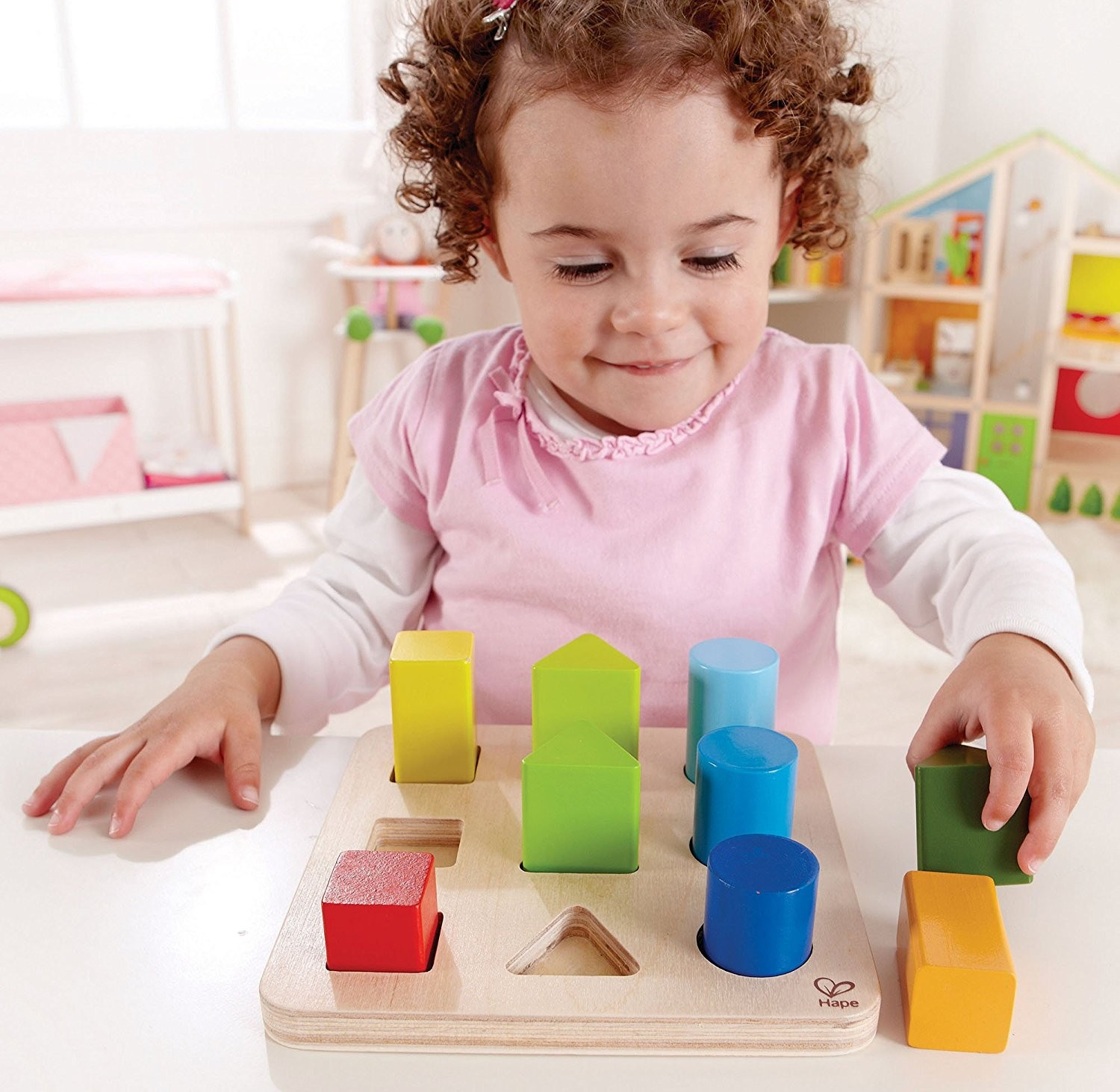 Color And Shape Sorter Learning Toy - Educational Toys Planet-5020