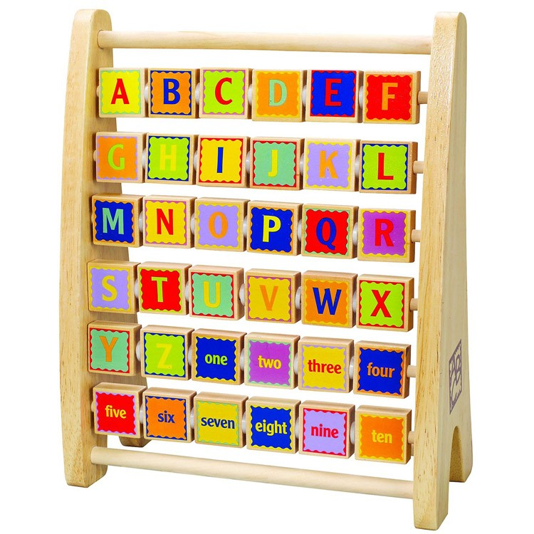 Abc Learning Toys : Alphabet abacus learning toy educational toys planet