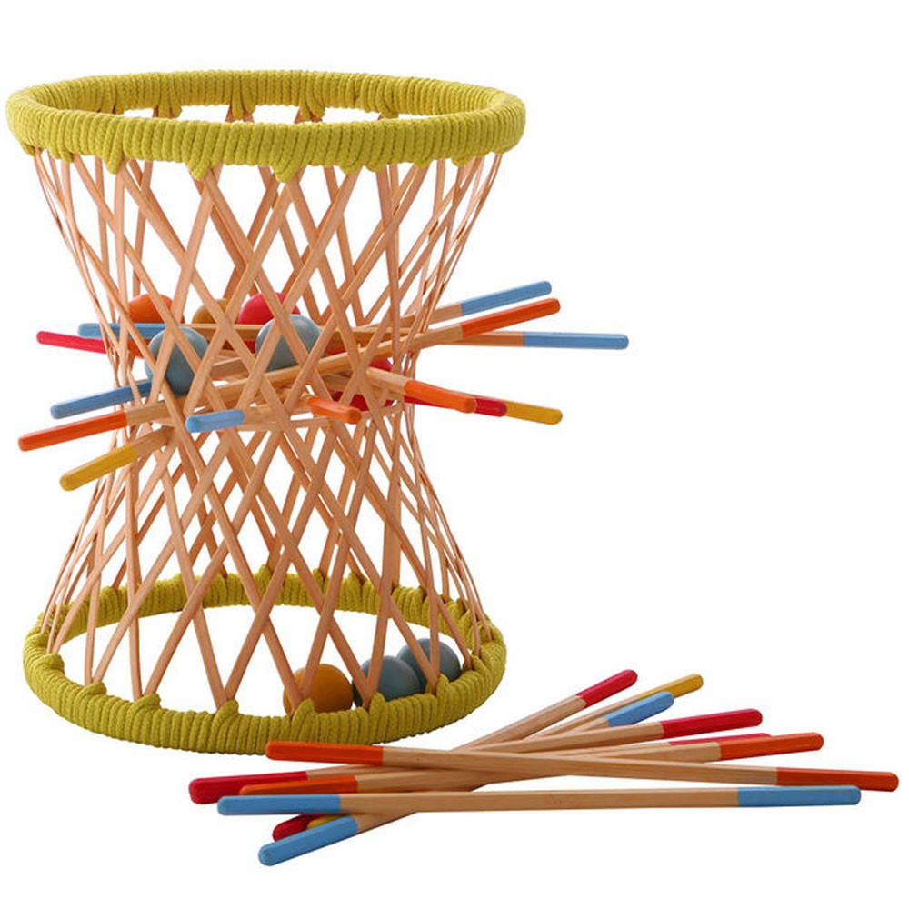 Pallina bamboo sticks strategy game educational toys planet
