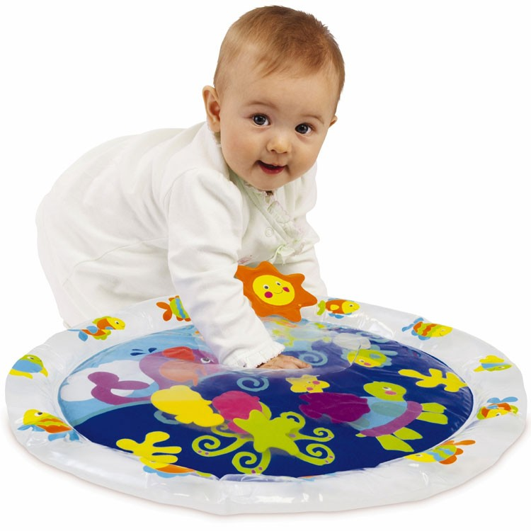 Baby Toy Rug: Fill N Fun Water Play Mat Baby Toy