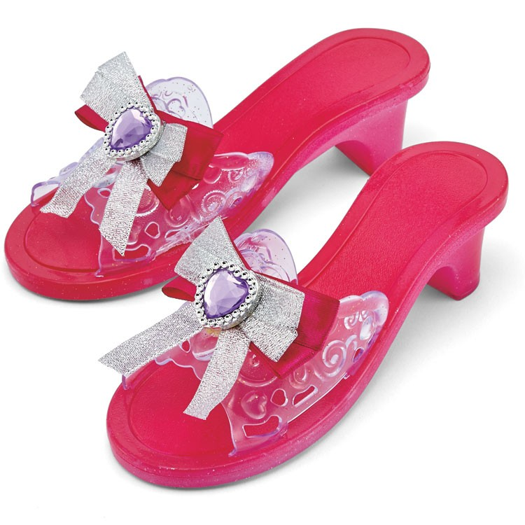 princess dress up shoes 4 pairs set educational toys planet