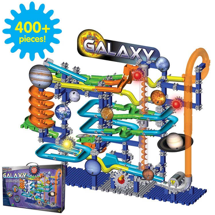 Techno Gears Marble Mania Galaxy 2 0 Building Set