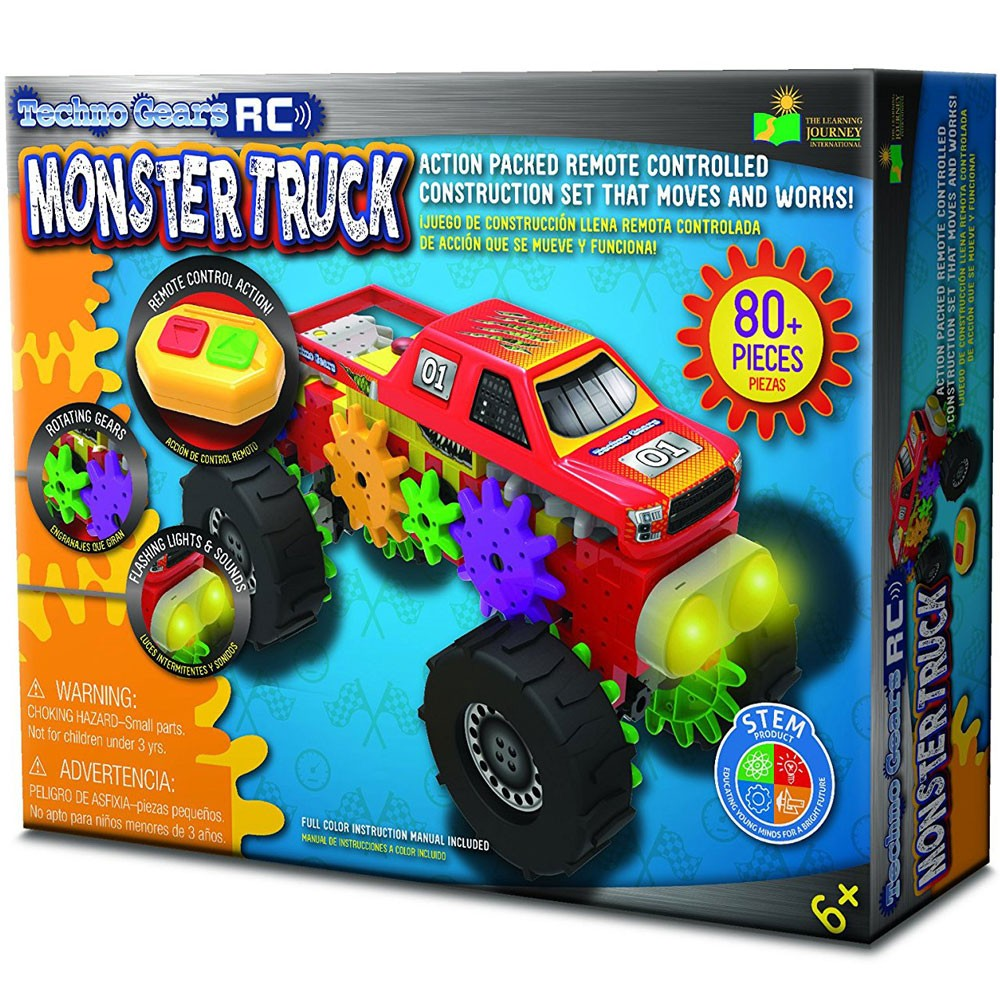 NEW Techno Gears Dizzy Droid Action Packed Construction Set STEM Educational Toy