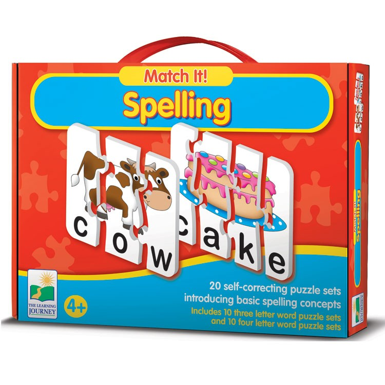 educational toys for 4 year olds learning journey spelling puzzle cards kids