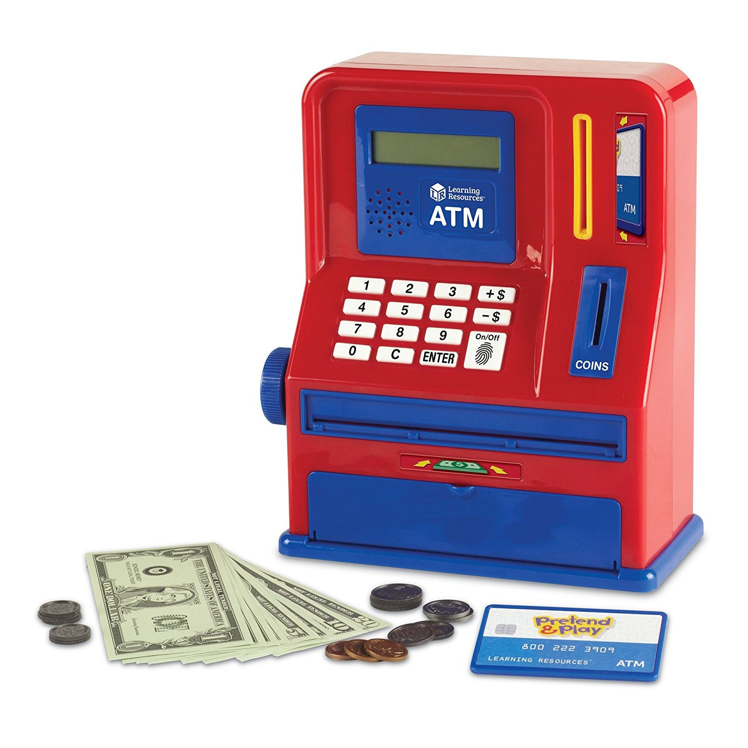 Electronic Educational Toys : Teaching atm bank electronic toy educational toys planet