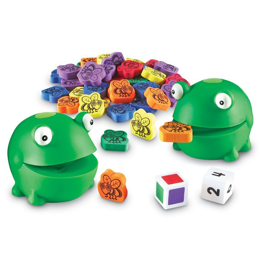 Cool Educational Toys : Froggy feeding fun preschool game educational toys planet
