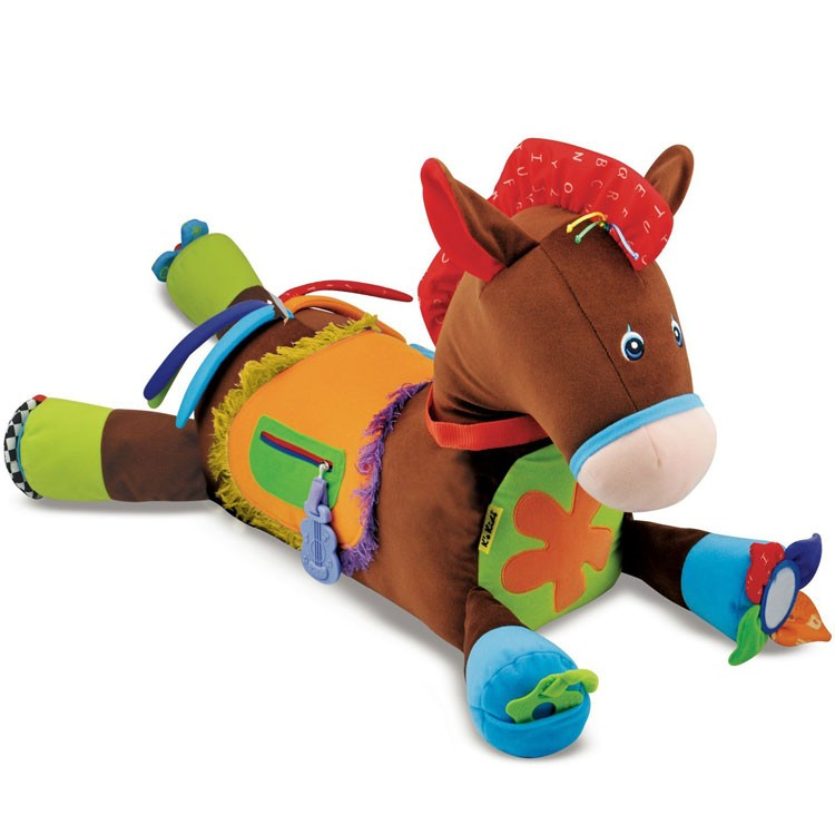 Toys For 6 And Up : Giddy up play baby activity soft toy horse educational