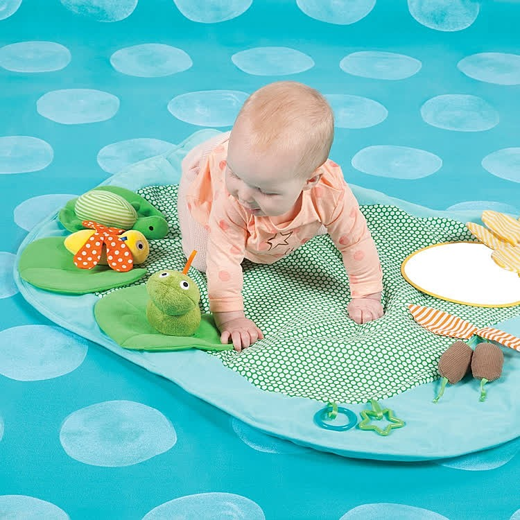 Playtime Pond Baby Sensory Play Mat Educational Toys Planet