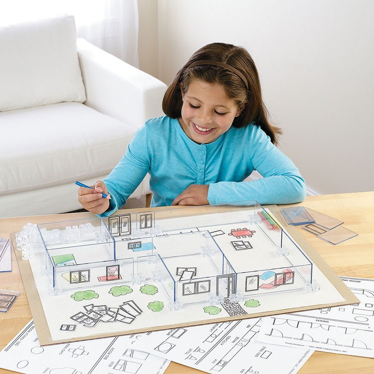 Young Architect 3D Design Kit.