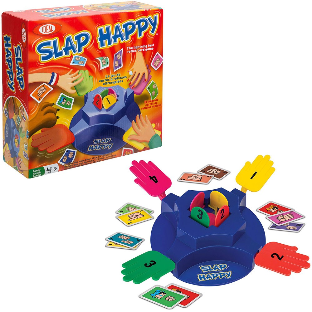 Slap Happy Action Game Educational Toys Planet