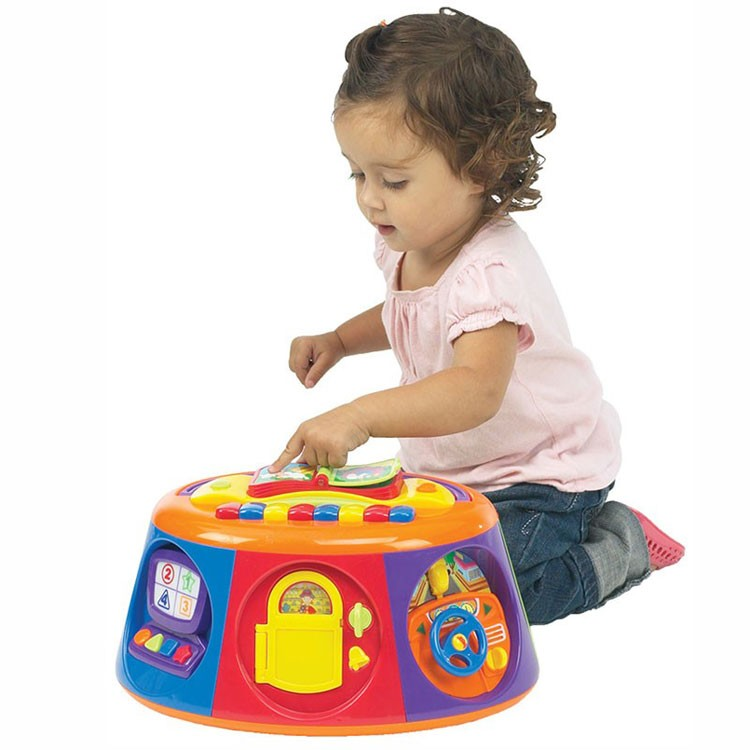 Toddler Educational Toys : Storybook station toddler electronic toy educational