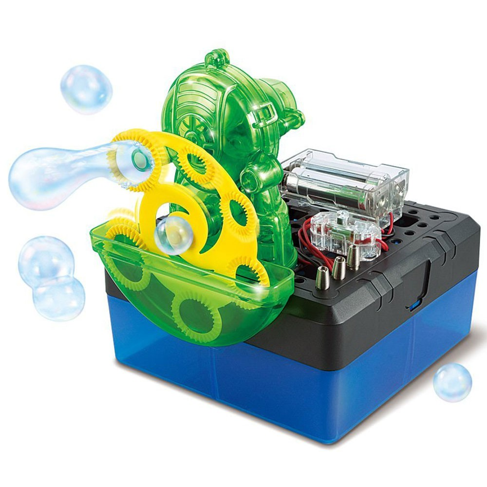 Build A Bubble Maker Circuit Science Kit Educational Toys Planet Circuits Alternative Energy Green Physics Kits