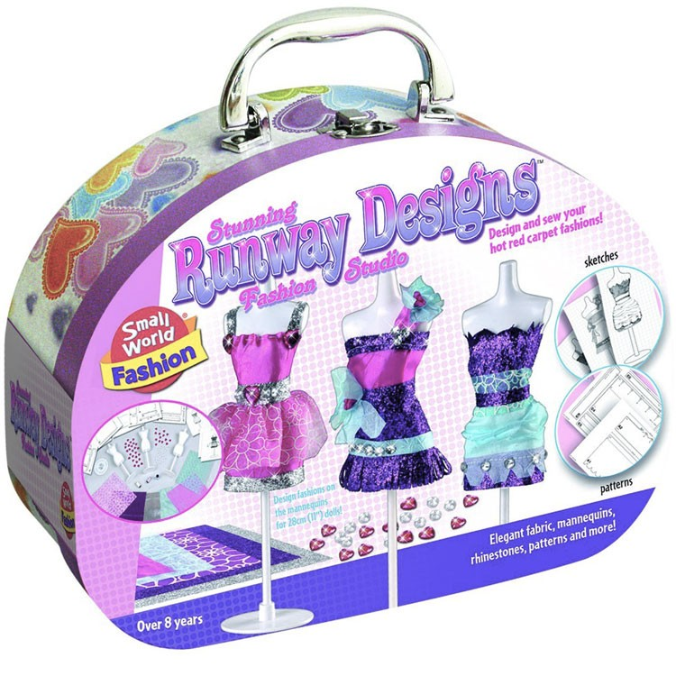 Runway Designs Sewing Fashion Craft Educational Toys Planet