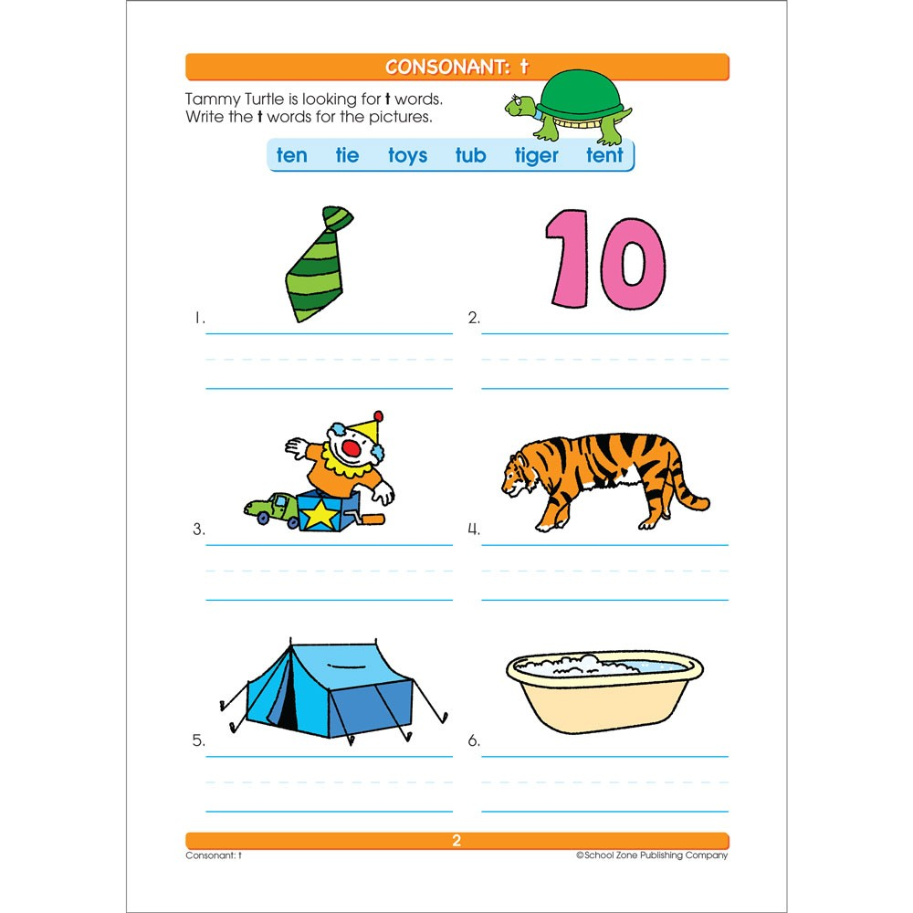 Workbooks big third grade workbook : Spelling Grades 1-3 Big Workbook for Kids - Educational Toys Planet