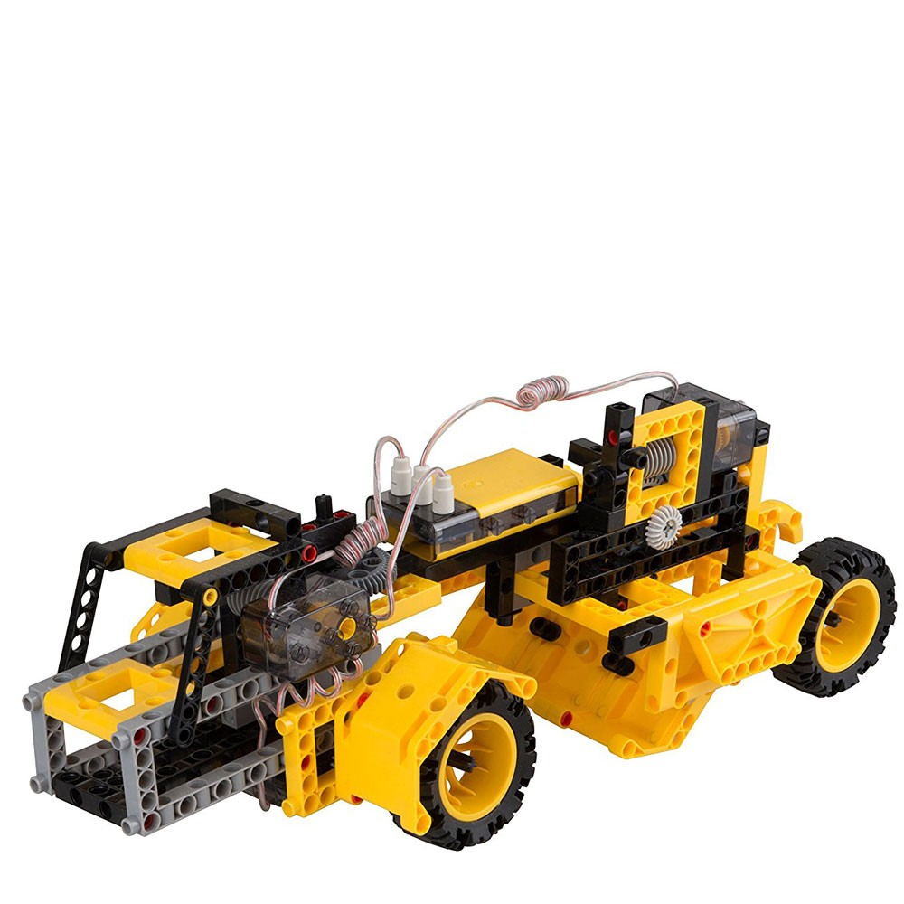Remote Control Construction Toys : Remote control machines construction vehicles building