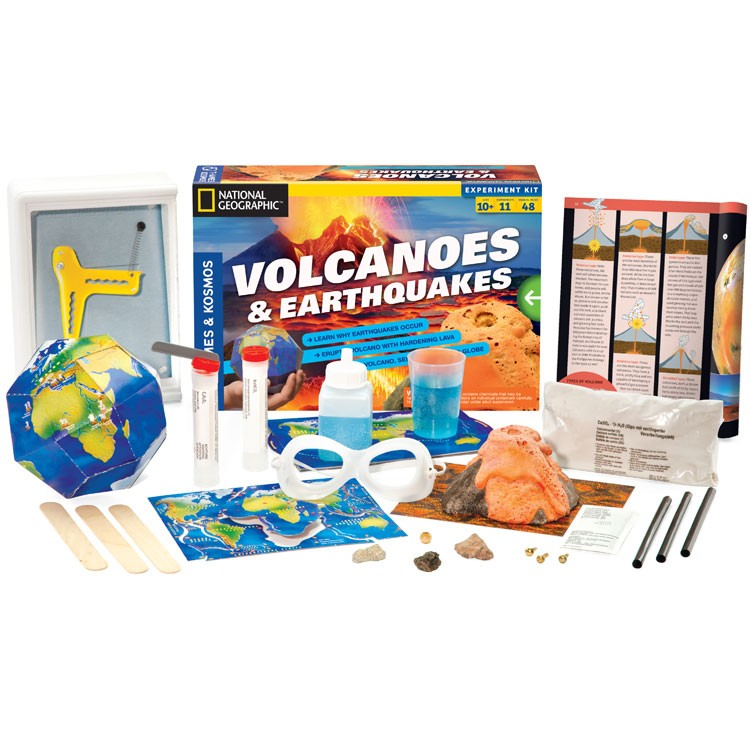Volcano | The Dr. Binocs Show | Learn Videos For Kids ...