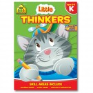 Little Thinkers Kindergarten Thinking Activity Workbook