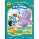 Kindergarten Super Scholar Workbook - 128 Pages