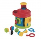 Toddler Twist & Turn Activity House Play Set