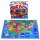 Great States US Map Board Game