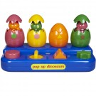 Pop Up Dinosaurs Toddler Activity Toy