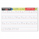 Handwriting Write-on Learning Placemat