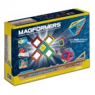 Magformers 124 pc Math Activity Magnetic Building Set