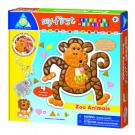 My First Sticky Mosaics Zoo Animals Craft Kit