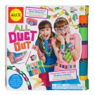 All Duct Out - Duct Tape Craft Kit