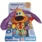 Playful Dog Interactive Soft Toy