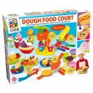 Dough Food Court Food Sculpting Playdough Set