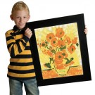 Famous Painting Art Kit - Sunflowers by Van Gogh