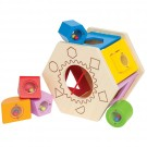 Shape Sorter Toddler Multi Activity Toy