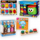 Early Math Development Kit for Toddlers 2-3 years