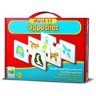 Match It! - Opposites Learning Puzzle