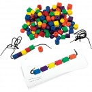 Beads and Pattern Learning Card Set