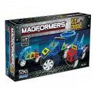 Magformers RC Cruisers 52 pc Magnetic Vehicles Building Set