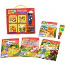 Hot Dots Jr. Famous Fables 4 Storybooks with Owl Pen Interactive Set