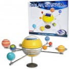 Solar System Solar Power Motorized Model Craft