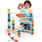 Vertigo Quadrilla 134 pc Wooden Marble Run
