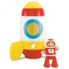 Toybox Space Rocket Toddler Playset